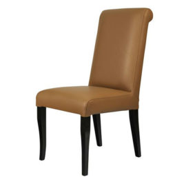 Rollback Dining Chair (Leather)