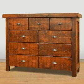 Threshing 9-Drawer Dresser