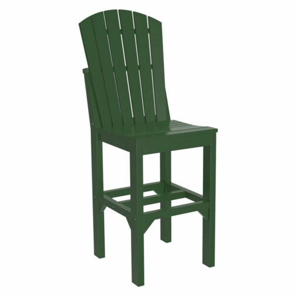 Adirondack Bar Chair - Green
