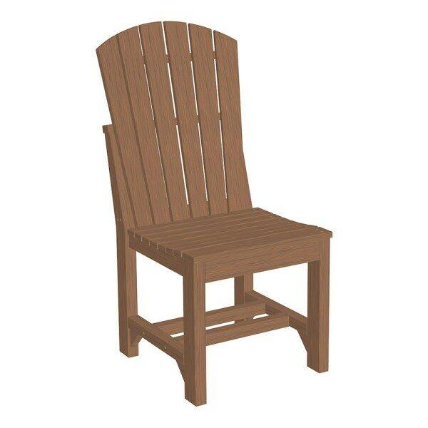 Adirondack Dining Chair - Antique Mahogany