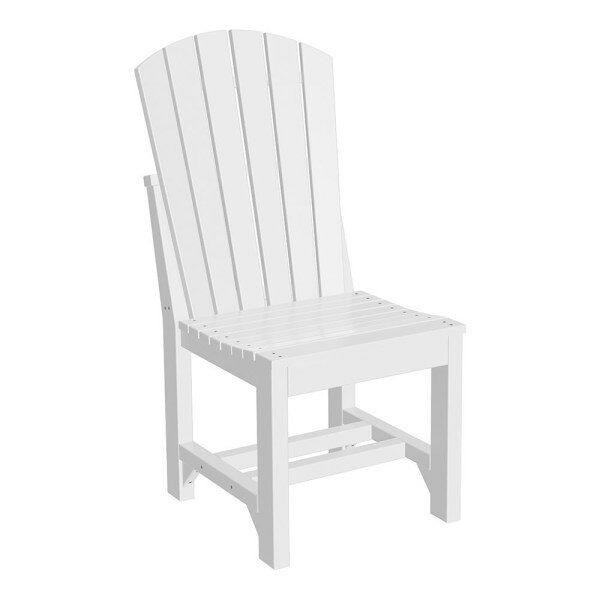 Adirondack Dining Chair - White