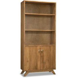 Tribeca 2-Door Bookcase