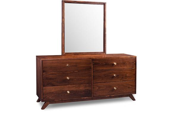 Tribeca 6-Drawer Long Dresser