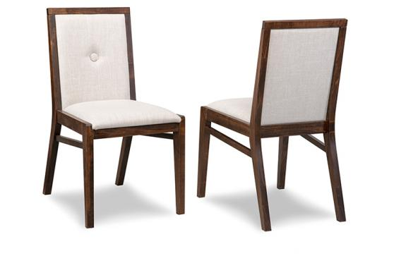 Tribeca Padded Back Chair