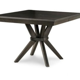 Tribeca Single Pedestal Dining Table