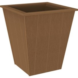 Large Elite Planter - Antique Mahogany
