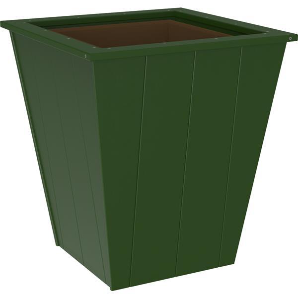 Large Elite Planter - Green