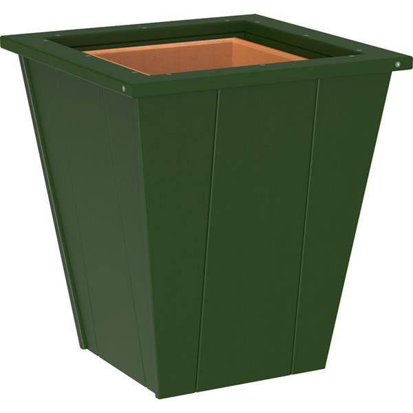Small Elite Planter - Green