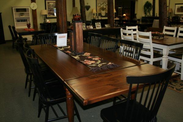 Canadiana Harvest Table