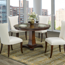 Abbey Dining Set (Square)