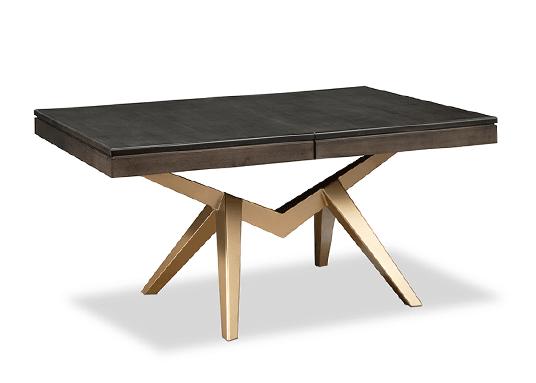 Laguna Dining Table (Gold Base)